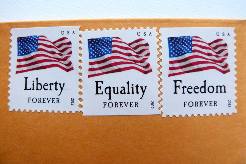 Liberty, Equality, Freedom